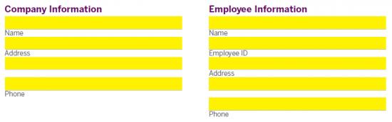 Ally Bank Direct Deposit Authorization Form | Authorization