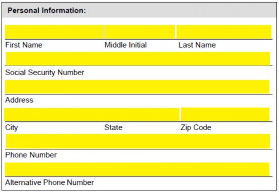 KeyBank Direct Deposit Authorization Form | Authorization Forms