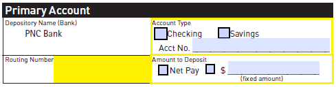 Pnc bank change of address form pnc bank change of address form 03072015 change your address and other us post fill out this change of address form and give it to a postal worker behind the counter or drop it into reheart Choice Image